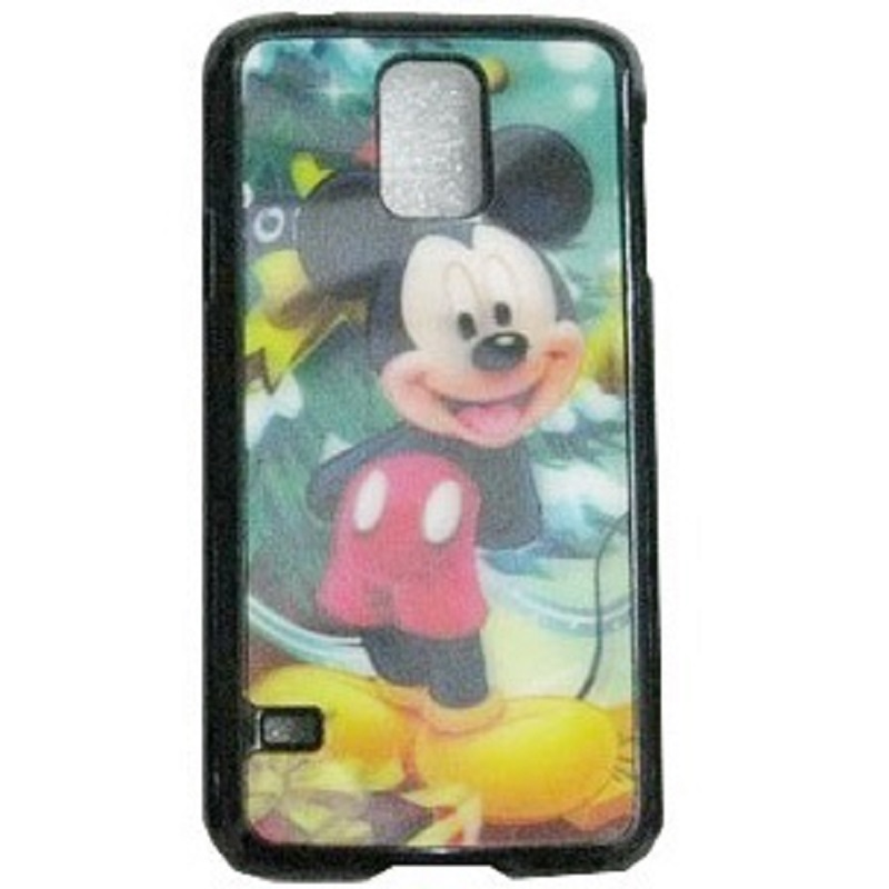 3D Plastic Case for Samsung Galaxy S5 - 48