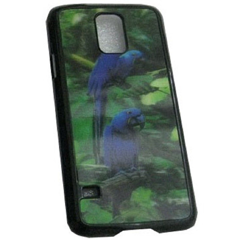 3D Plastic Case For Samsung Galaxy S5