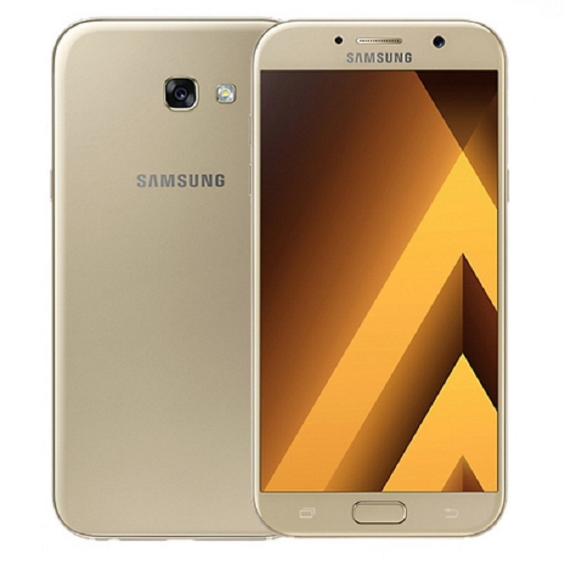 Samsung Galaxy A7 2017 3 32 Water Dust Resistant Grs Resmi Gold