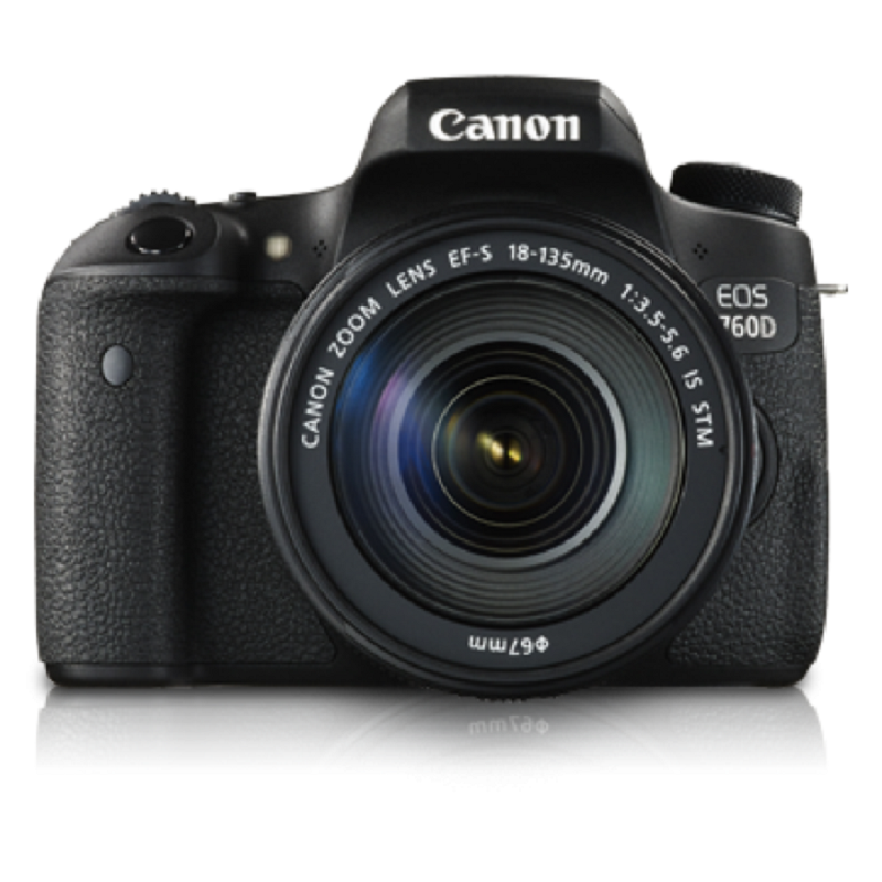 Jual Canon EOS 760D Kit EF-S 18-135mm IS STM Wi-Fi - Ionmercantile.com aae81cc3b1