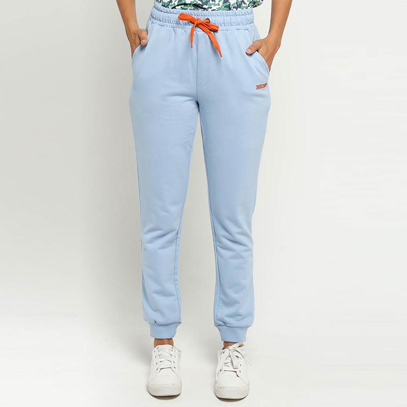 3 Second Ladies 0309 103091823 Pants Wanita - Blue