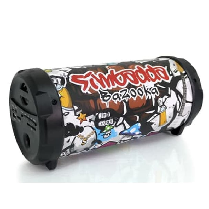 Simbadda Music Player CST 800N Graffiti