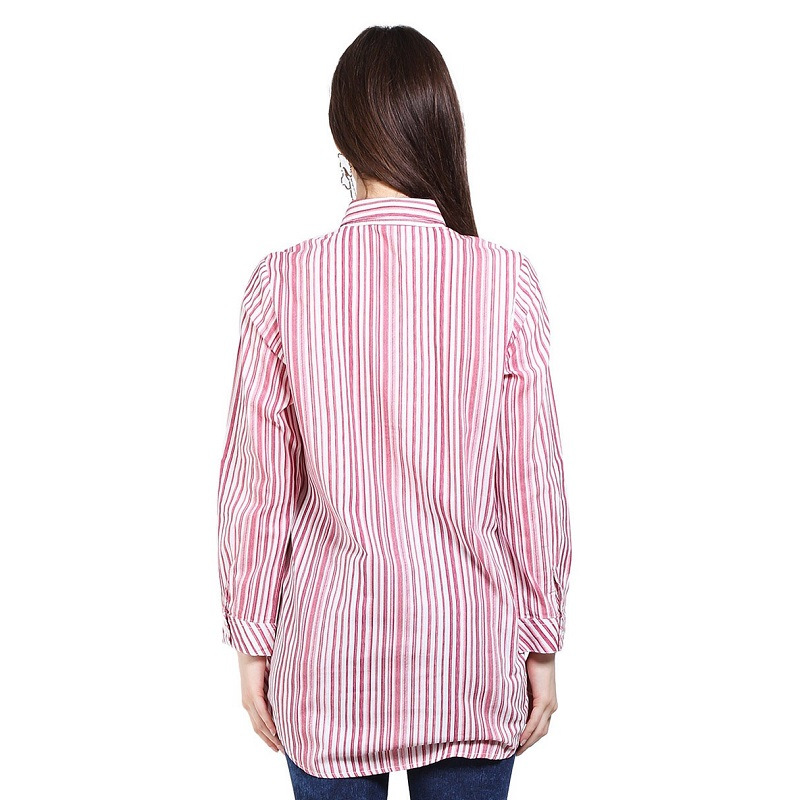 Rodeo Tunic Motif Red