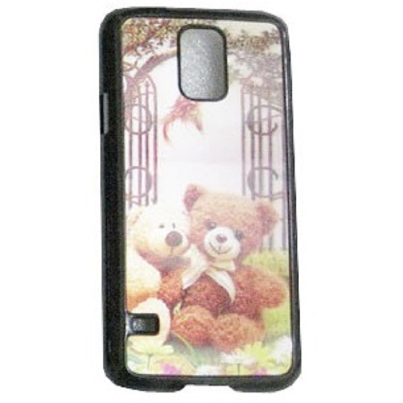 3D Plastic Case for Samsung Galaxy S5 - 49