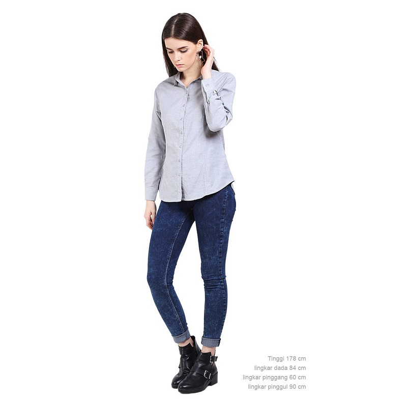 Rodeo Tunic Polos Grey