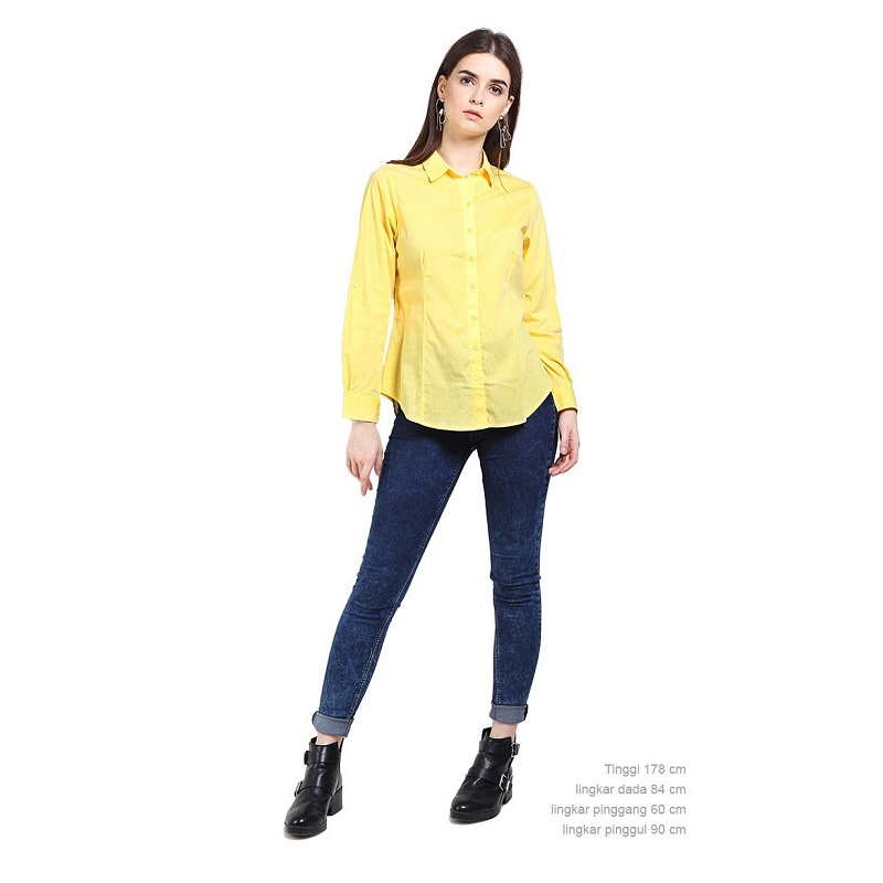 Rodeo Tunic Polos Yellow