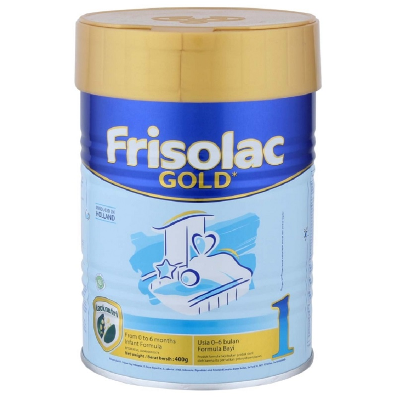 Frisolac 1 Gold 400gr Tin