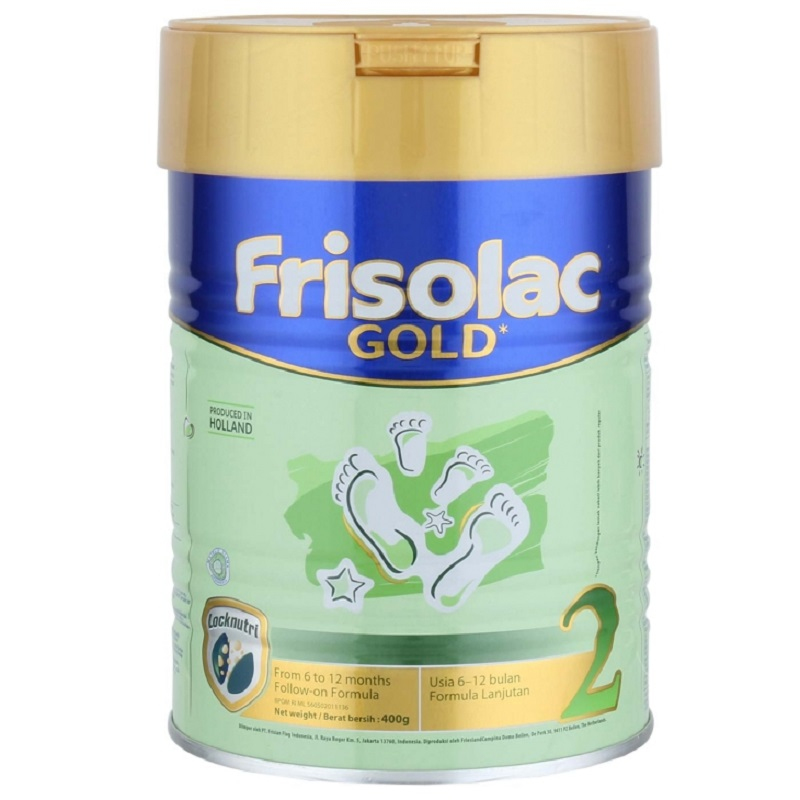 Frisolac 2 Gold 400gr Tin
