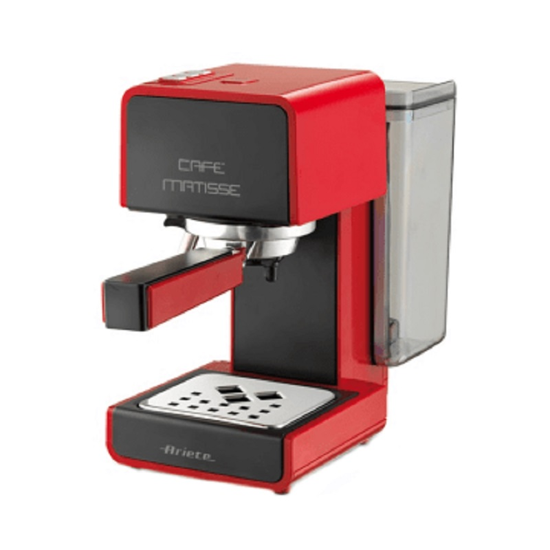 Ariete Matisse Coffee Maker - Merah