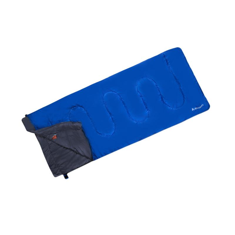 Eiger Wander Rectangular Sleeping Bag Blue