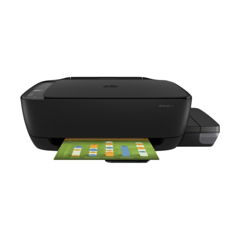 HP Ink Tank 315 Printer Black