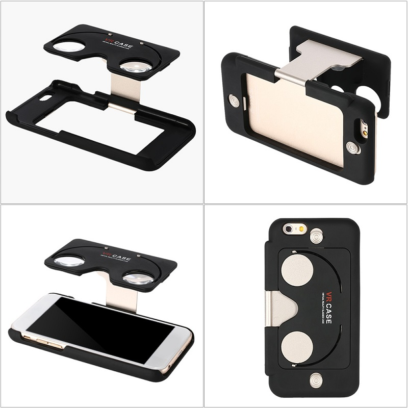 Ipega Virtual Reality VR Case for iPhone 6/6s Plus - Black