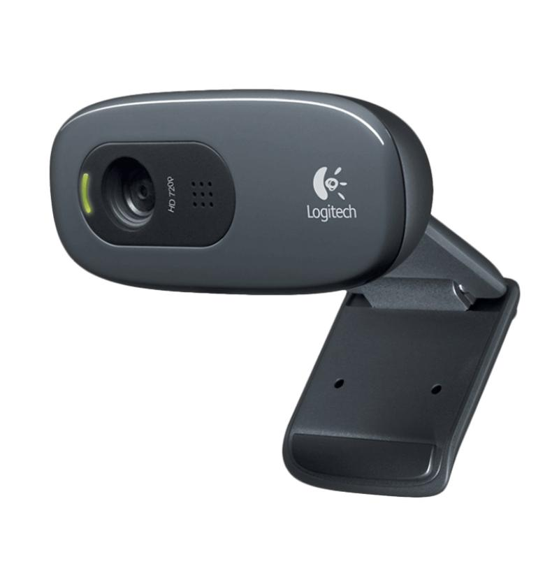 Logitech - C270 Webcam HD