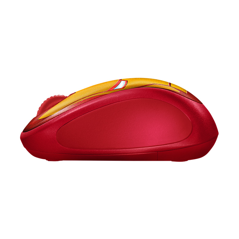 Logitech M238 Marvel Collection Mouse Wireless - Iron Man