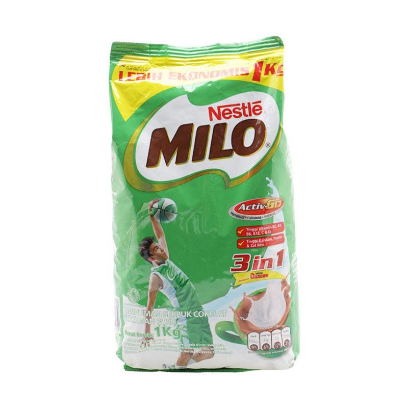 Nestle Milo 3 in 1 Active-GO with Dancow [1 kg]
