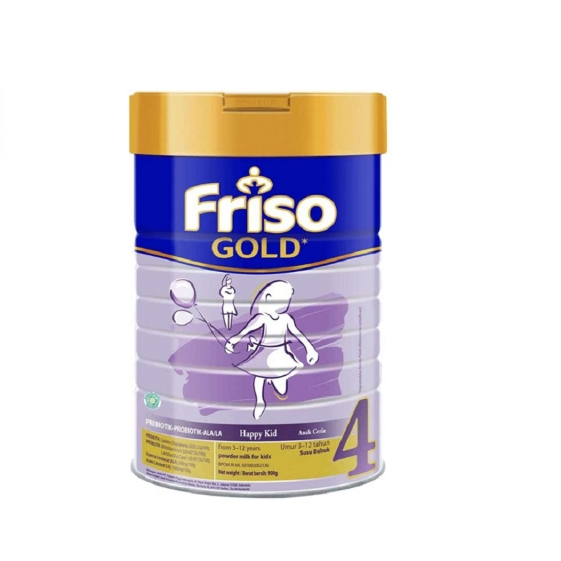 Friso 4 Gold 900gr Tin SUBS