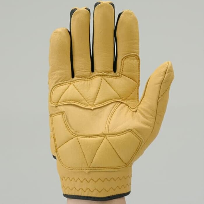 Daily Leather Gloves Support Touch Original Sarung tangan Motor